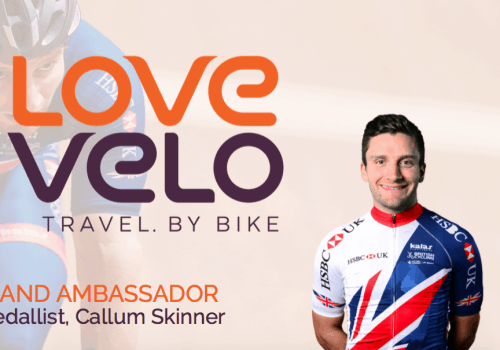 Love Velo Callum Skinner