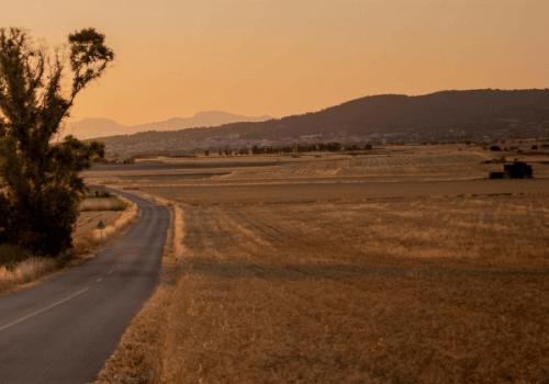 View of the Mallorcan Flatlands Slider