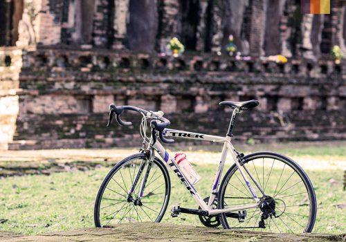 Bike in Cambodia