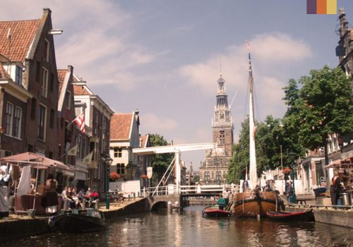View of Holland