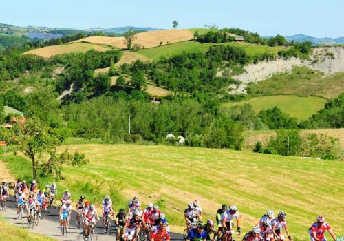 The Nove Colli race in Italy
