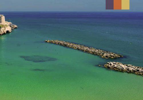 Coast of Puglia