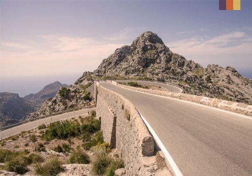 Roads of Sa Colobra