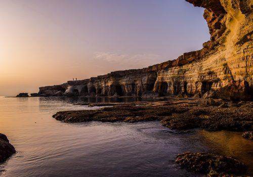 Coastline of Cyprus