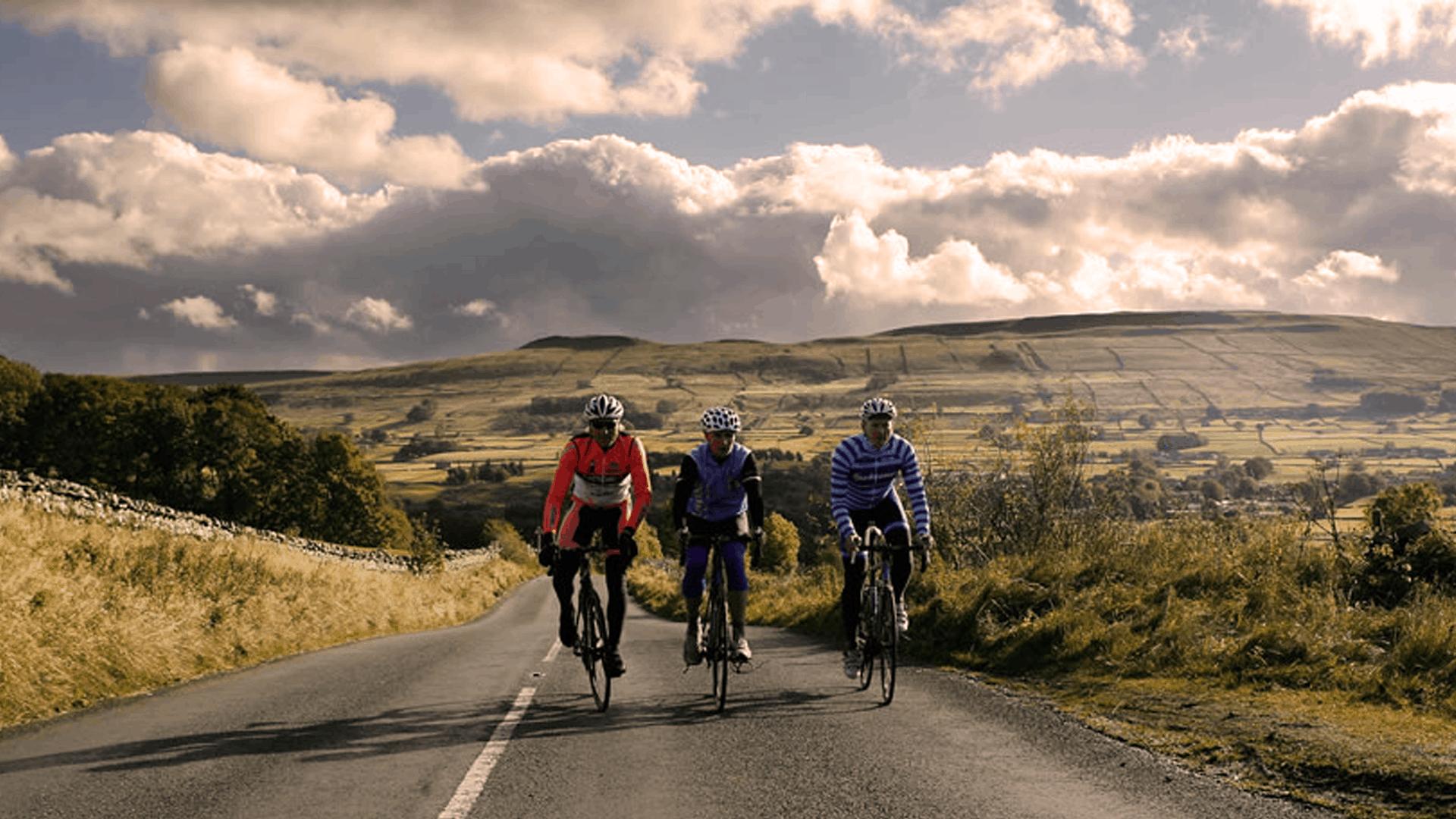 Yorkshire Cycling Break Love Velo