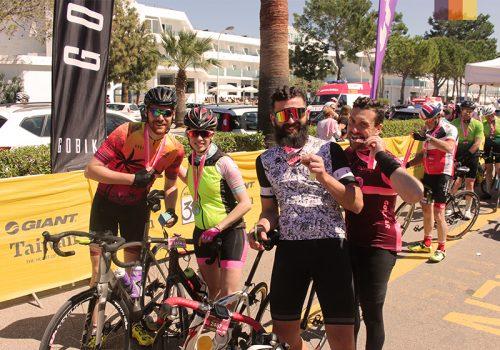 Finishers of the 2019 Mallorca 312
