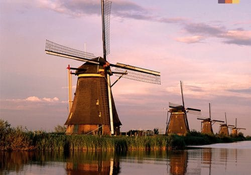 , Cycling Holidays in Holland