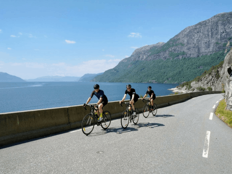, Corporate Cycling Holidays