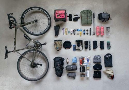 Bike packing list