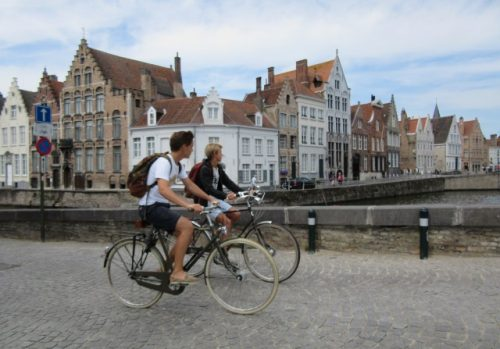 , Cycling Holidays in Belgium