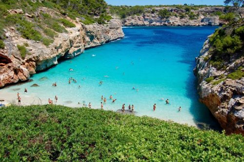 Beach of Mallorca