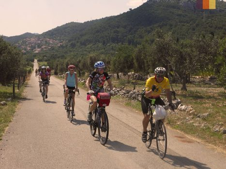 , Cycling Holidays in Croatia