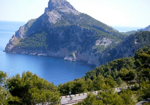 View of Mallorca