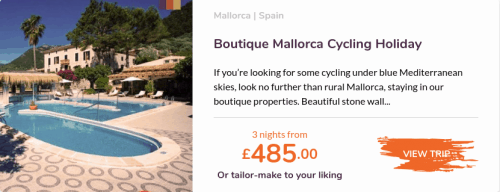 Love Velo boutique Mallorca cycling holiday