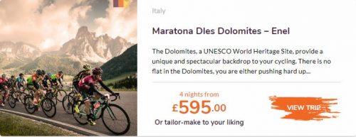 Love Velo Maratona dles Dolomites