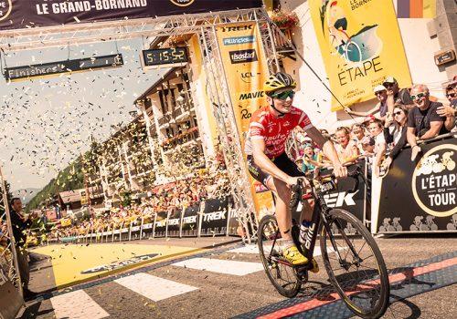 Winner of Etape du France