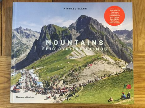 Book of Mountains: Epic Cycling Climbs