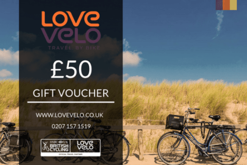 Gift voucher of Love Velo