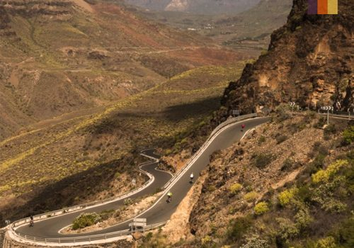 View of Tauropas in Gran Canaria