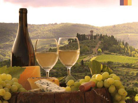 Dondoli's famous Gelato in San Gimignano