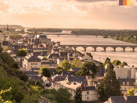 View of the Loire Valley