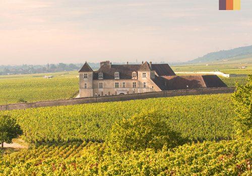 View of Burgundy