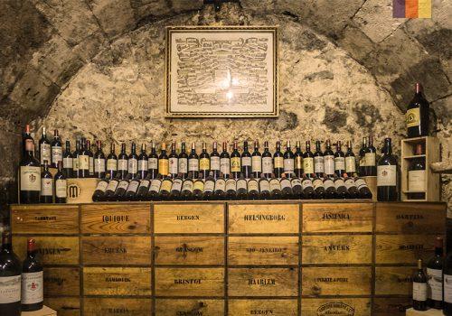 Wine tasting in Burgundy