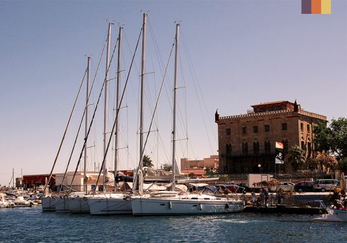 Haven at Favignana-Island