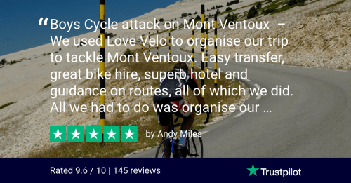 Review about Love Velo