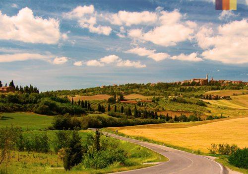 Roads of Tuscany