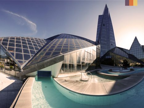 Europe's largest thermal spa