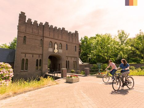 Cycling along the Belgian Trappist Route