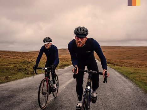 , Nine Mountains: George and Leo's remarkable cycling challenge