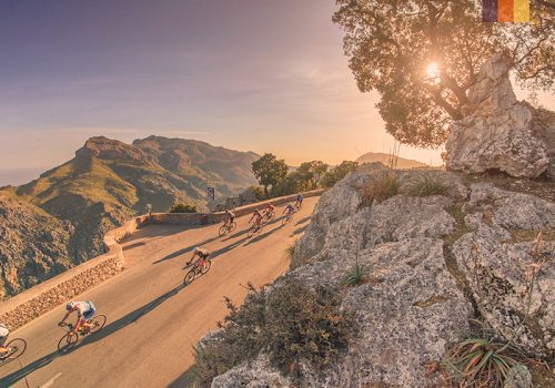 Cycling in the Tramuntana Mountains Mallorca