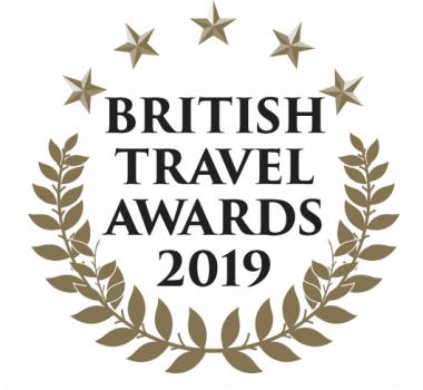 British Travel Award Logo 2019