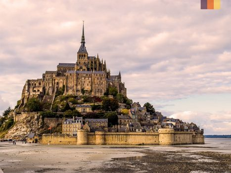 Mont St. Michel France