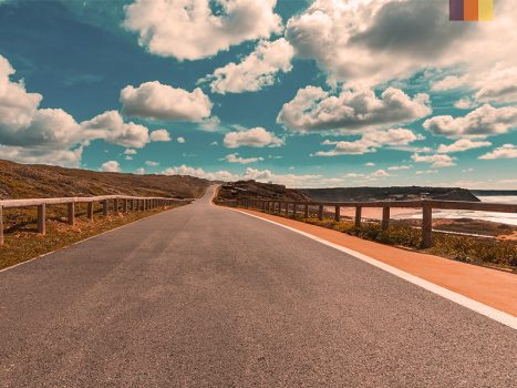 road cycling Portugal coast