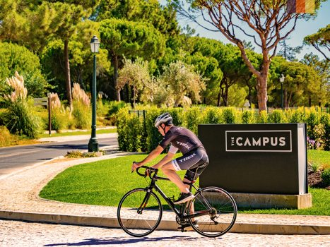 The campus cycling portugal