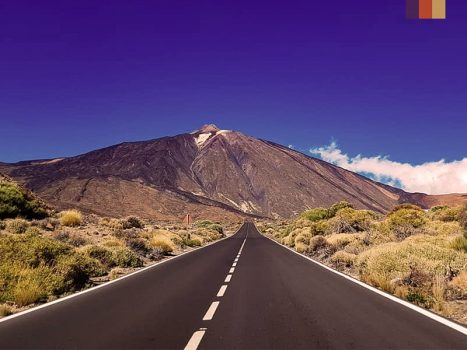 cycling mount teide