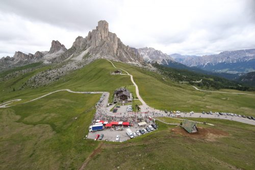 Cycling the Giau, The Greatest Cycling Climbs – Passo Giau