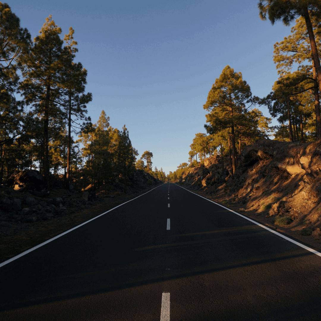 Road Cycling in Tenerife, Road Cycling in Tenerife
