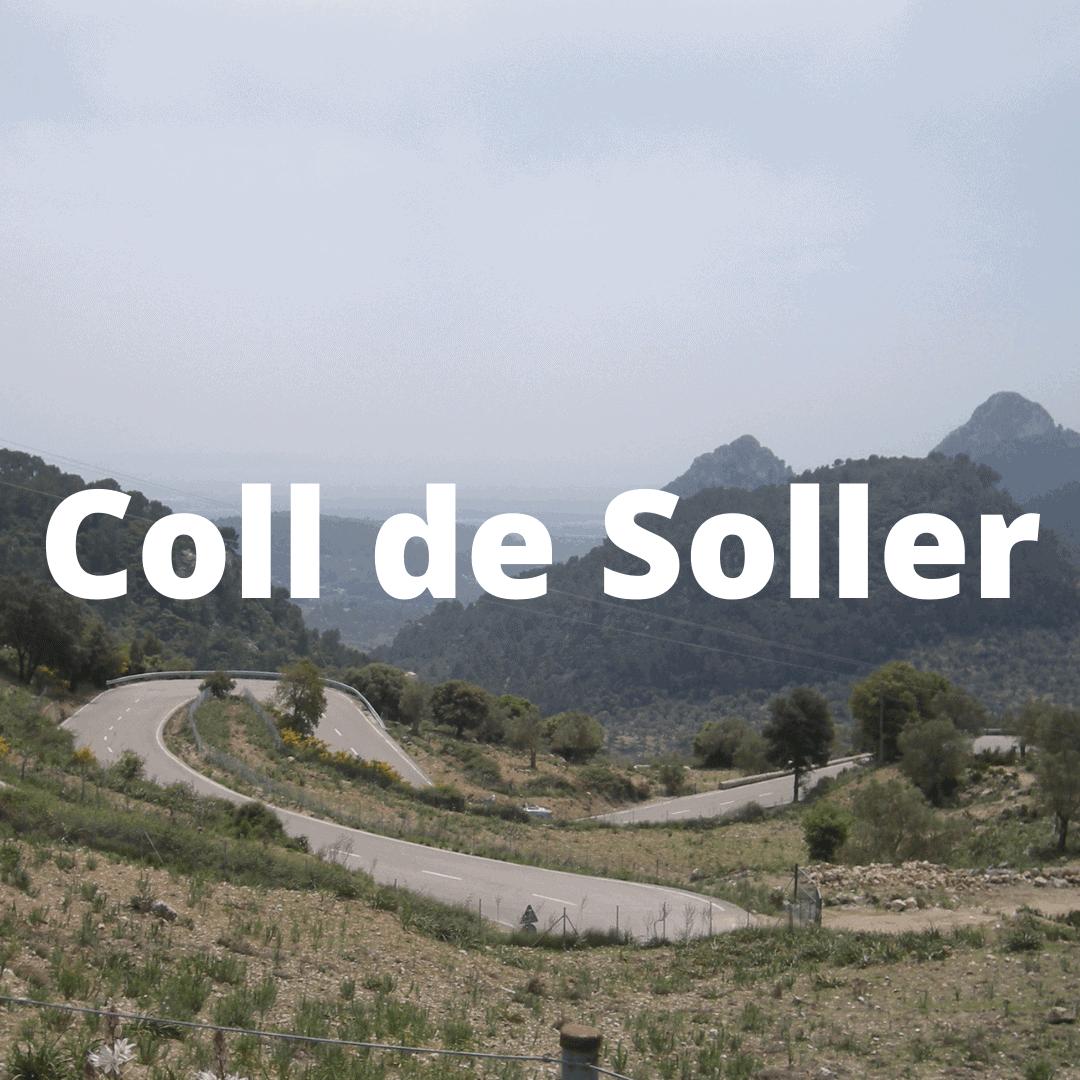Cycling Port Valldemossa, Cycling Port Valldemossa in Mallorca