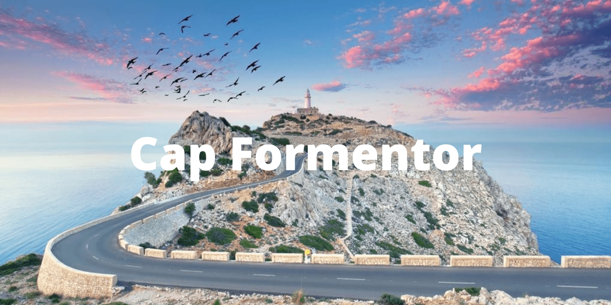 Cap Formentor Cycling Route in Mallorca