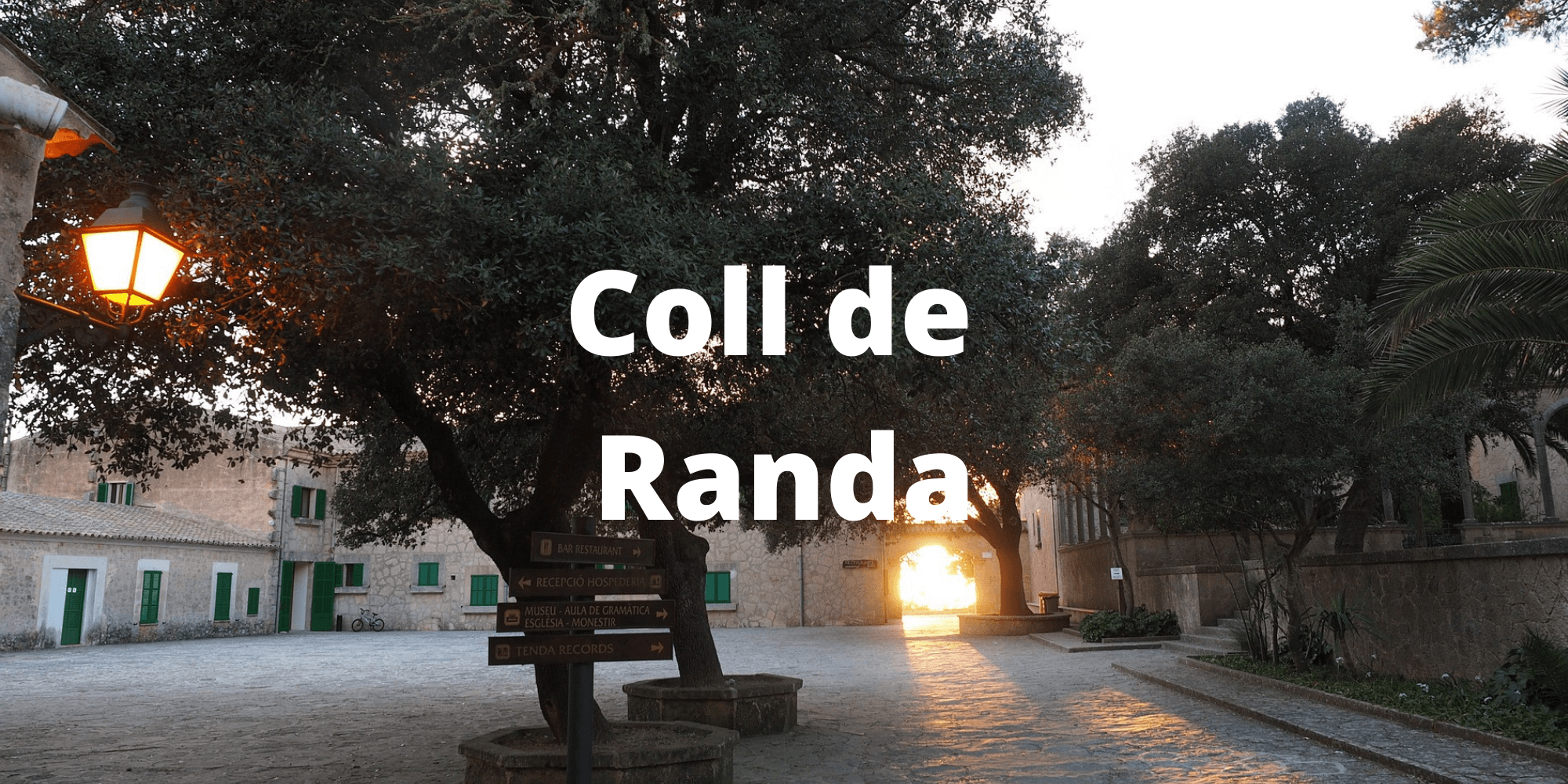 Coll de Randa in Mallorca