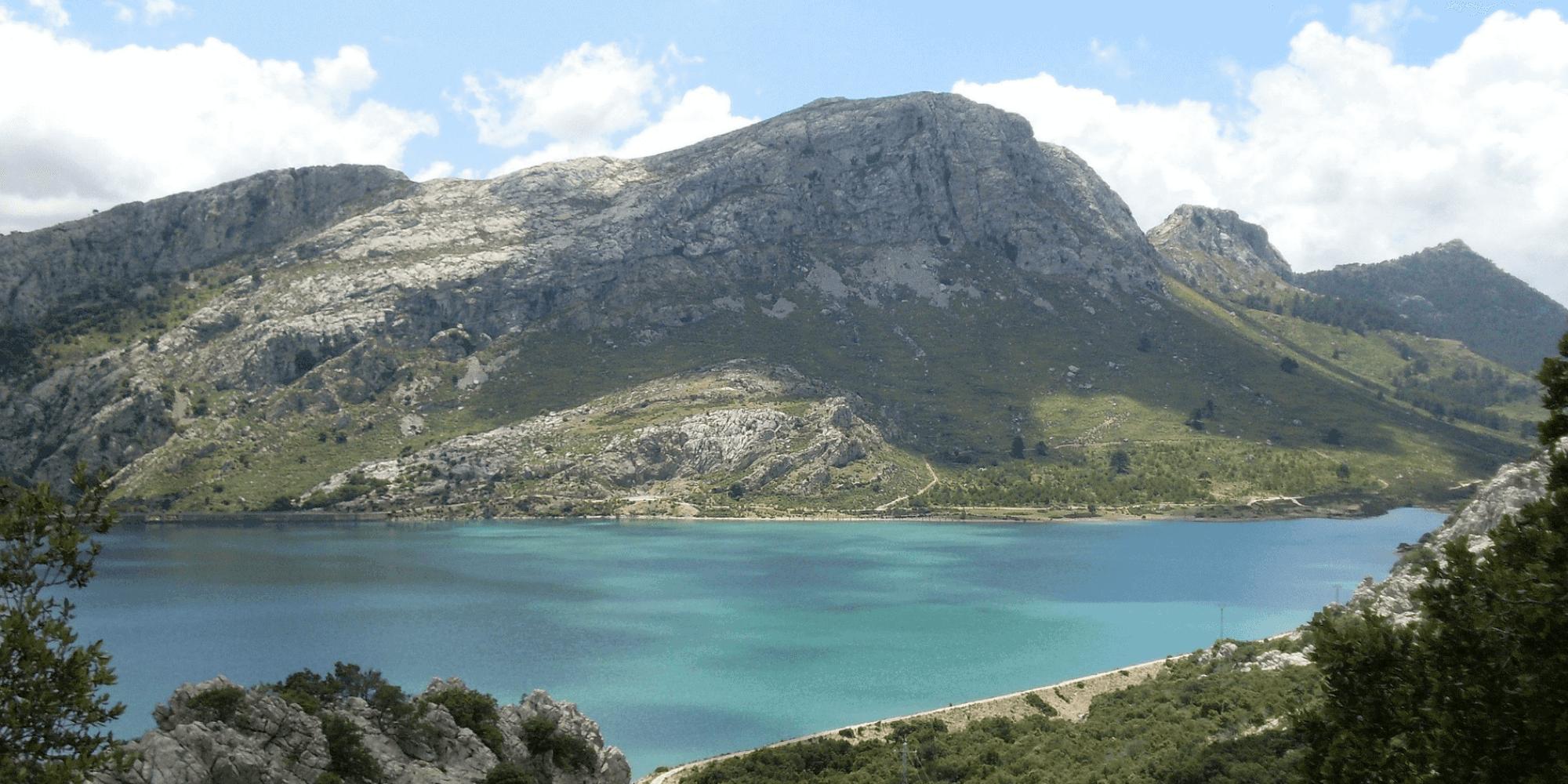 Gorg Blau in Mallorca