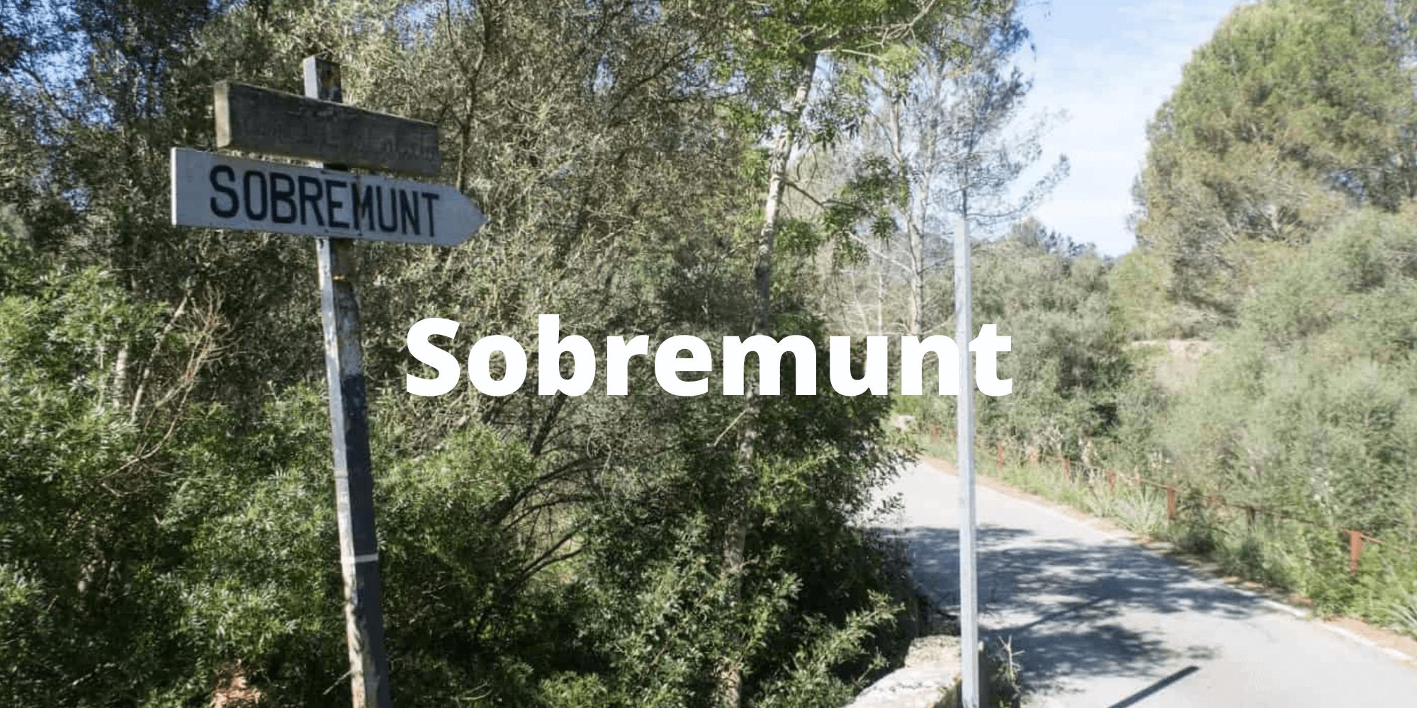 The Sobremunt climb in Mallorca