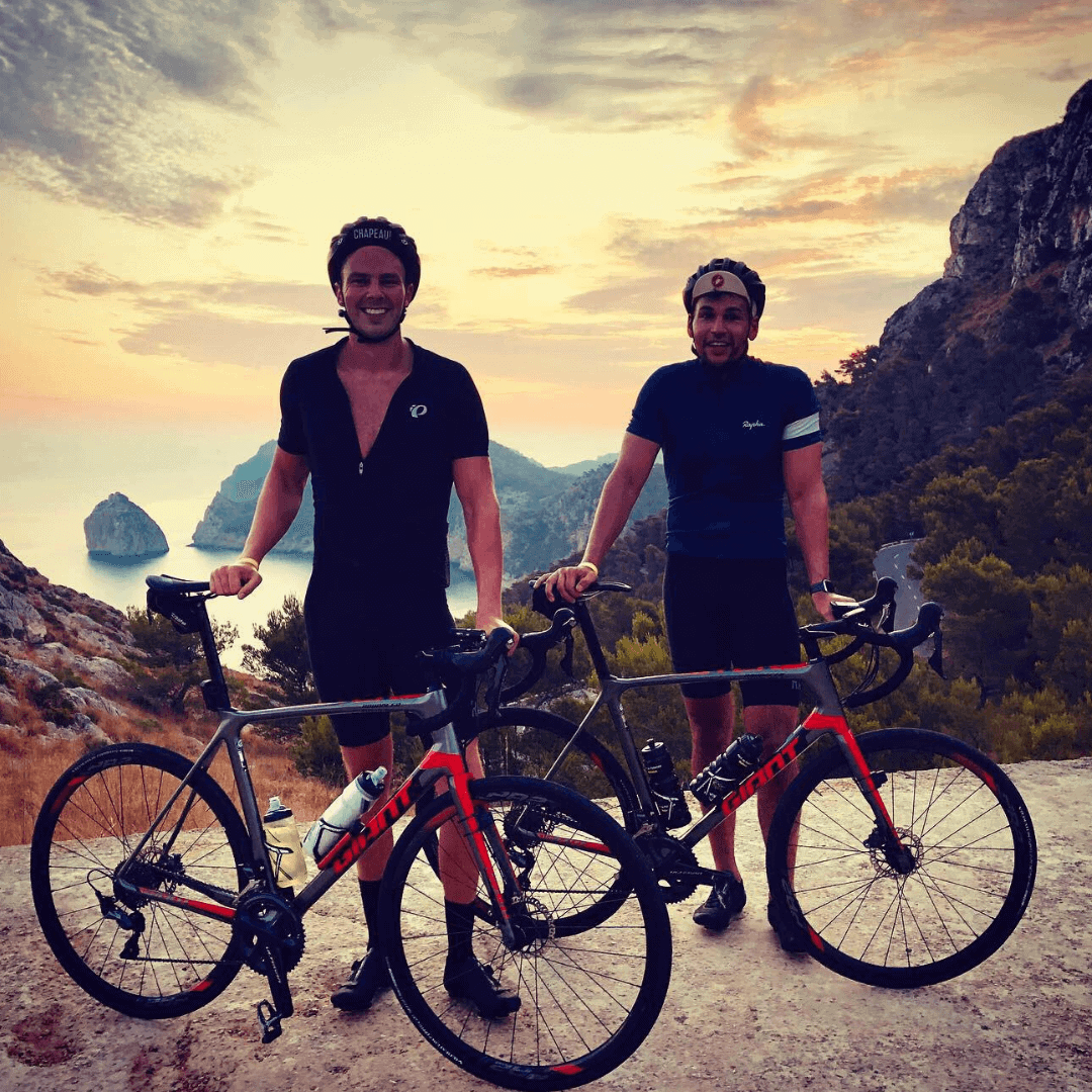 Spring cycling in Mallorca in April