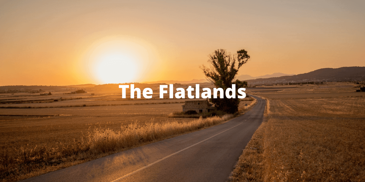 Mallorca's rural flatlands